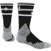 Stance San Antonio Spurs On Court Core Crew Socks