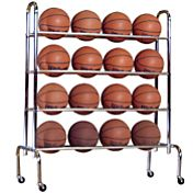 Tandem 4-Tier Ball Rack