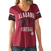 Touch by Alyssa Milano Women's Alabama Crimson Tide Crimson Motion Football T-Shirt