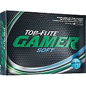 Top Flite Gamer Soft Blue Golf Balls