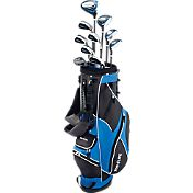 Top Flite 2016 XL 13-Piece Complete Set – Black/Blue