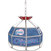 Trademark Games Los Angeles Clippers 16'' Tiffany Lamp