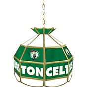 Trademark Games Boston Celtics 16'' Tiffany Lamp