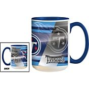 Tennessee Titans 11oz. Team Colored Mug