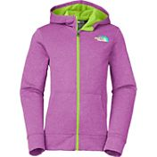 The North Face Girls' Surgent Full Zip Hoodie