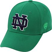 Top of the World Men's Notre Dame Fighting Irish Green Premium Collection M-Fit Hat