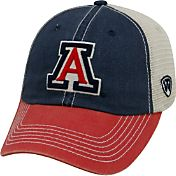 Top of the World Men's Arizona Wildcats Navy/White/Cardinal Off Road Adjustable Hat