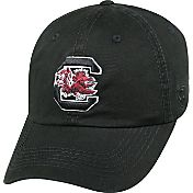 Top of the World Men's South Carolina Gamecocks Black Crew Adjustable Hat