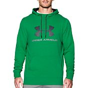Under Armour Men's Tri-Blend Sportstyle Logo Hoodie