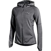 Under Armour NFL Combine Authentic Women's New England Patriots Grey UA Storm Swacket