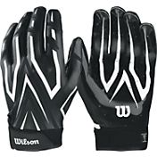 Wilson Adult MVP Clutch Skill Receiver Gloves