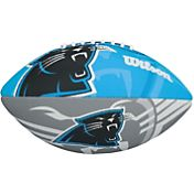 Wilson Carolina Panthers Junior Football