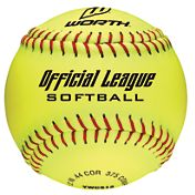 Worth 12' Official League Slow Pitch Softball