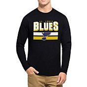 '47 Men's St. Louis Blues Club Navy Long Sleeve T-Shirt