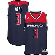 adidas Men's Washington Wizards Bradley Beal #3 Alternate Navy Swingman Jersey
