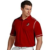 Antigua Men's Portland Trail Blazers Icon Blazers Performance Polo