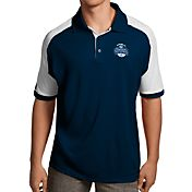 Antigua Men's North Carolina Tar Heels 2017 NCAA Men's Basketball National Champions Century Performance Polo