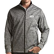 Antigua Men's Super Bowl LI Bound Atlanta Falcons Full-Zip Grey Golf Jacket