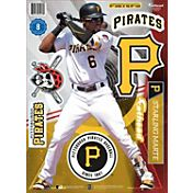 Fathead Pittsburgh Pirates Starling Marte Teammate Wall Decal