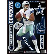 Fathead Dallas Cowboys Dak Prescott Player Wall Decal