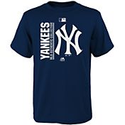 Majestic Youth New York Yankees Authentic Collection Navy T-Shirt