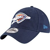 New Era Men's Oklahoma City Thunder 9Twenty Adjustable Hat