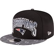 New Era Men's Super Bowl LI Champions New England Patriots 9Fifty Adjustable Hat