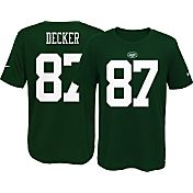 Nike Youth New York Jets Eric Decker #87 Pride Green T-Shirt