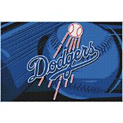 Northwest Los Angeles Dodgers 39in x 59in Acrylic Rug