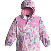 The North Face Toddler Girls' Tailout Rain Jacket