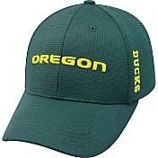 Top of the World Men's Oregon Ducks Green Booster Plus 1Fit Adjustable Hat