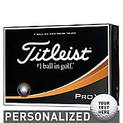Titleist Pro V1 Same Number Golf Balls